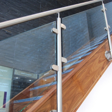 Glass Balusters Railings