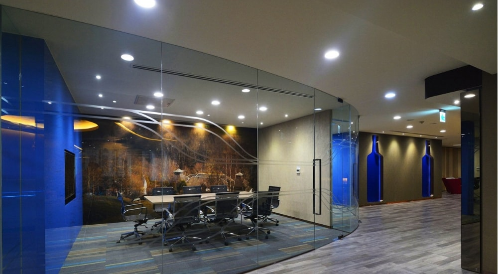 office glass design